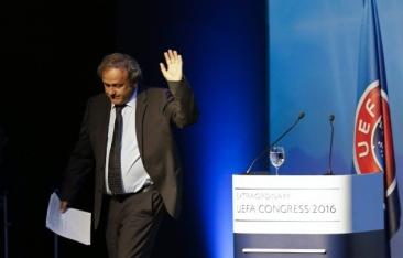 I-a trecut glonțul pe la ureche. Michel Platini a fost eliberat, dar ancheta continuă