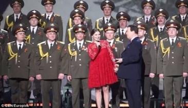 Iubita lui Putin este însărcinată. Președintele Rusiei va fi tată