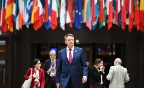 Klaus Iohannis nu exclude să renunțe la Cotroceni pentru șefia Consiliului European