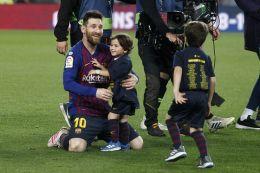 Lionel Messi a câştigat Gheata de Aur și în sezonul 2018/2019