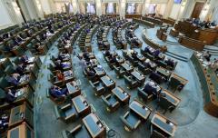 Lovitură pentru Guvernul Orban. Senatul a respins OUG care majora etapizat alocațiile copiilor