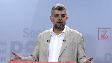 Marcel Ciolacu: Moțiunea de cenzură va trece cu peste 250 de voturi!