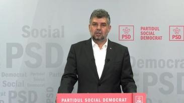 """Marcel Ciolacu: """"Moțiunea de cenzură va trece sută la sută"""". Câte voturi spune PSD că are acum"""