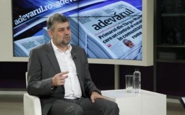 """Marcel Ciolacu: """"Preşedintele Iohannis este nevoit să mintă periodic. Avem împrumut de 1.000 de euro pe secundă"""""""