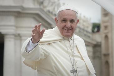 Mesajul Papei Francisc: Nu căutați sensul vieții în lucruri trecătoare
