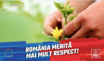 Mesajul PSD pentru fermieri si legumicultori