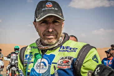 Motociclistul Edwin Straver, accidentat grav la Raliul Dakar, a decedat