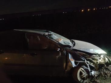 O femeie care circula pe trotinetă electrică, pe un drum național, a fost lovită mortal de o mașină