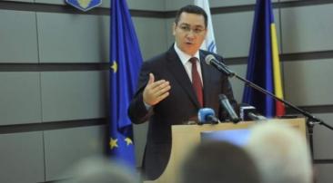 Ponta promite: Nu mai candidez in 2016 sa fiu prim-ministru
