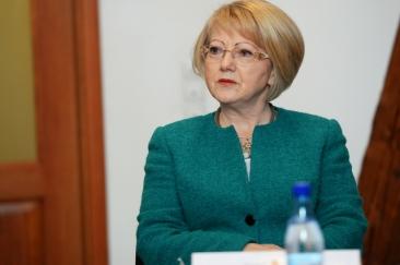 Primarul Sibiului, Astrid Fodor, se sfatuieste cu presedintele Iohannis in chestiunile administrative ale orasului