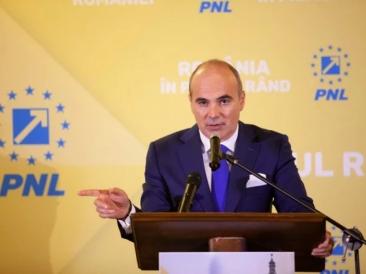 Rareş Bogdan va fi propus pentru funcţia de prim-vicepreşedinte al PNL