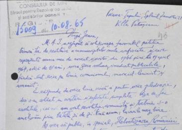 Scrisoare istorica din comunism, august 1965: Deţinutul politic Petre Pandrea îi scrie premierului Ion Gheorghe Maurer