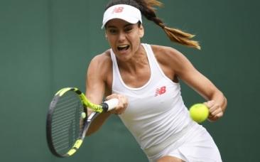 Sorana Cârstea şi Ostapenko, eliminate în proba de dublu de la Australian Open