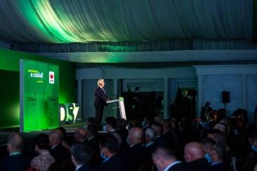 """Vicepremierul maghiar i-a bătut obrazul lui Cîțu la Congresul UDMR: """"Ungaria are probleme cu România!"""""""