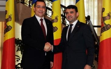 Victor Ponta face joi o vizita la Chisinau, de Ziua Independentei Republicii Moldova
