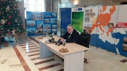 """Administrația Porturilor Maritime, la ora bilanțului. Tivilichi a mulțumit lui Făgădău și Țuțuianu: """"Am avut un adevărat sprijin pentru a porni investiții"""""""