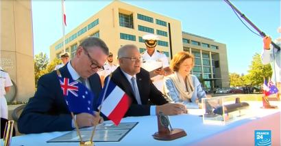 Afacerea submarinelor australiene torpilează relațiile dintre Paris și Washington