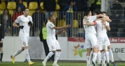 Astra Giurgiu a câștigat titlul de campioană!!! Steaua nu a învins-o pe Pandurii în etapa a 9-a a play-off-ului Ligii I