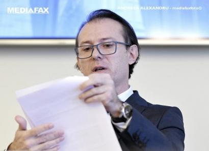Ce spune Florin Cîţu despre recesiunea tehnica şi estimările agenţiilor de rating