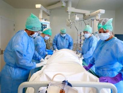 Coronavirus în România, 20 noiembrie. Aproape 400.000 de cazuri și peste 9.500 de decese, de la începutul pandemiei