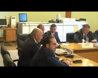 Cum s-a facut de ras Mandrescu la Comisia Parlamentara
