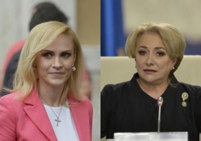 Dăncilă, după ce Firea şi-a anunţat canditura la prezidenţiale: Când ieşi în spaţiul public şi îţi ataci colegii, o faci doar pentru imagine