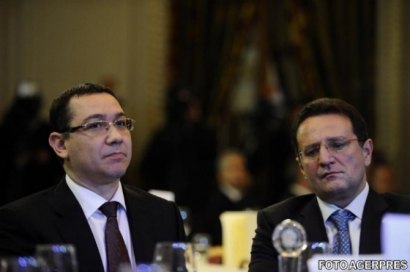 Dezvaluirea de campanie: Victor Ponta il vrea premier pe George Maior