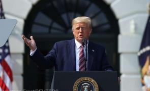 """Donald Trump a fost ținta unui asasinat chiar la Casa Albă: """"Au vrut să îl otrăvească!"""""""