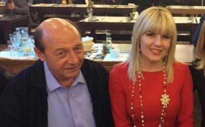 Elena Udrea il asteapta pe Traian Băsescu la masa de ziua ei