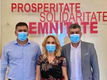 Gabriela Firea a anunțat lista candidaților PSD pentru Capitală