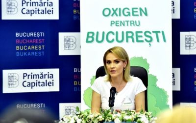 Gabriela Firea renunţa la vinieta Oxigen