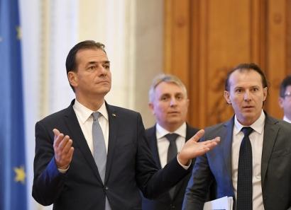 Guvernul Orban s-a împrumutat de pe piaţa internaţională şi internă cu 13 miliarde de euro în perioada martie-iulie