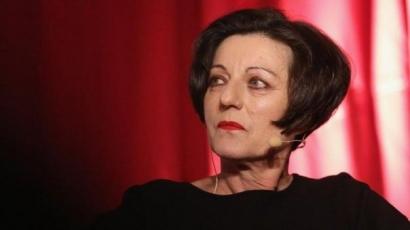 Herta Muller, laureata cu Premiul Nobel pentru Literatura, a fost suspendata din Uniunea Scriitorilor pentru ca nu si-a platit cotizatia