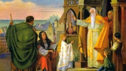 Intrarea Maicii Domnului în Biserică. Ce tradiţii sunt pentru spor şi sănătate în această zi de sărbătoare