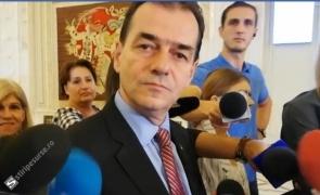 """Ludovic Orban si Rares Bogdan anunță succesul moțiunii: """"Guvernul a cazut! Dancila pleaca acasa!"""""""