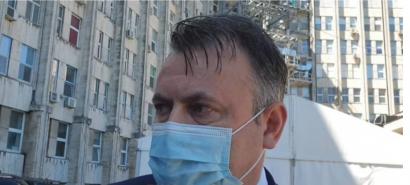 """Nelu Tătaru, despre prognoza de 2.800 de cazuri de Covid pe zi: """"Pandemia nu se tranșează în spital"""""""