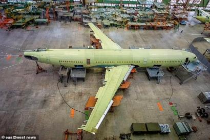 """Putin a comandat două avioane pentru """"sfârșitul lumii"""". Va controla Rusia din zbor, în timpul războiului nuclear"""
