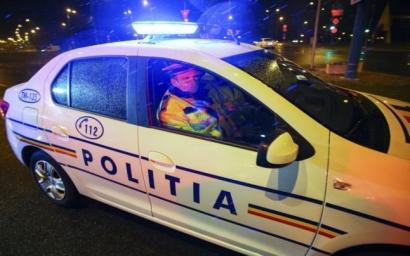 Razie uriașă în Bucureşti: Poliţiştii au verificat 720 de mașini, au legitimat 890 de persoane şi au dat amenzi de 20.500 de lei