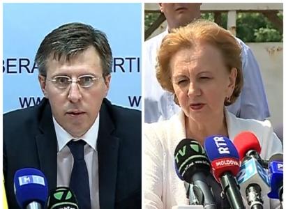 REZULTATE ALEGERI REPUBLICA MOLDOVA: Dorin Chirtoacă conduce în sondajele interimare