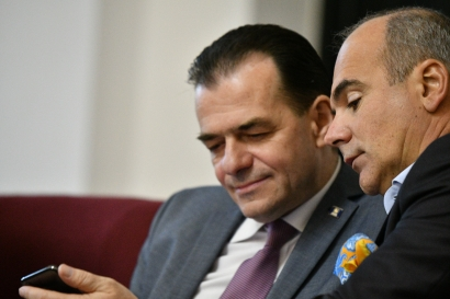 Sondaj CURS: Ludovic Orban si-a sabotat partidul! Rares Bogdan ar fi trebuit sa fie candidatul PNL la Primaria Capitalei