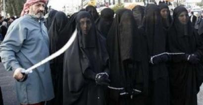 Statul Islamic: Sexul fortat nu e viol si fetele ar trebui sa fie recunoscatoare