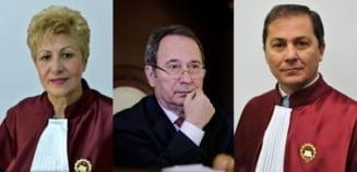Veniturile fabuloase ale judecătorilor CCR. Valer Dorneanu, aproape un milion de lei din pensii speciale, leafa de la Curte și venitul de profesor universitar