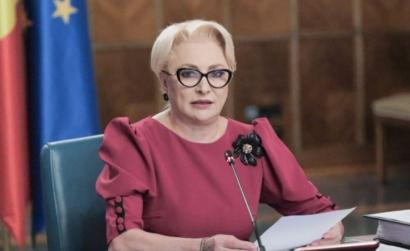 """Viorica Dăncilă, declarații după decizia CCR: """"Îi cer președintelui Iohannis să nu se mai joace cu legea fundamentală și cu soarta românilor"""""""