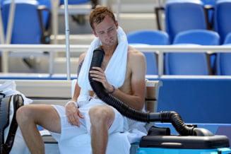 """""""Dacă mor, cine e de vină?"""" Dialog incredibil pe terenul de tenis la Jocurile Olimpice!"""