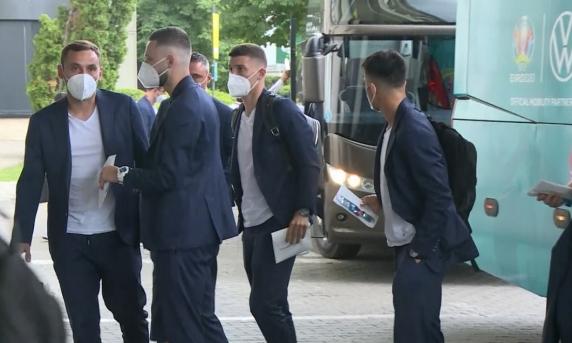 """""""E ca la închisoare aici!"""" Mărturia unuia dintre jucătorii veniți la EURO 2020 cu naționala sa în capitala României"""