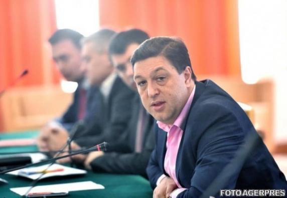 """Șerban Nicolae le-a strigat senatorilor USR: """"DNA să vină să vă ia!"""""""