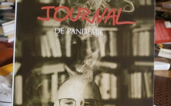 """""""Jurnal de pandemie"""" de Octavian Hoandră publicată și în Franța!"""