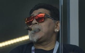 """""""Maradona s-a sinucis"""". In presa apar dezvaluiri cutremuratoare despre fostul mare fotbalist"""