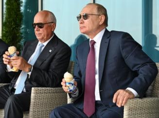 """""""Vaca din Korenovka"""" e înghețata preferată de Putin. Tradiția anuală a degustării ei"""