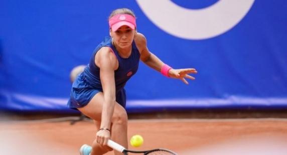 WTA Jurmala: Irina Bara și Dalila Jakupovic s-au calificat în semifinalele probei de dublu
